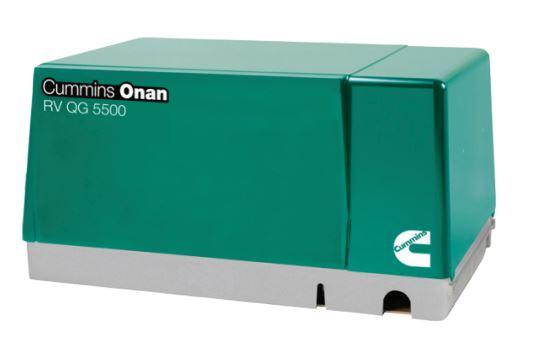 Onan Rv Generator Marquis Gold 5500 Watts Gasoline
