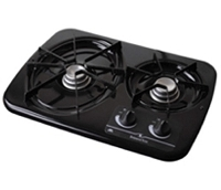 Wedgewood camper Drop-In Cooktop 2-Burner Black, 56493
