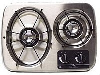 Wedgewood Vision Drop-In Cooktop 2-Burner SS 56494