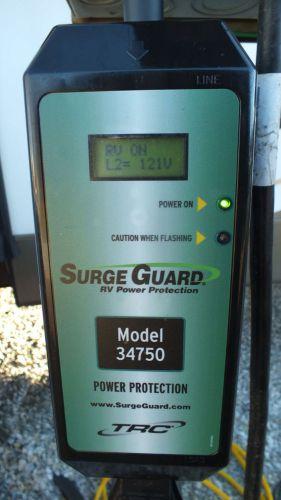 Surge Protector Portable 120 240v 50a