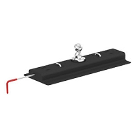 REMOVABLE BALL GOOSENECK HITCH, 00-06 TOYOTA TUNDRA