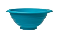 Collapsible Bowl, Blue