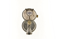 Cavagna Group Two-Stage Regulator Kit Vertical Vent Propane Regulator
