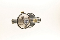 Cavagna Two-Stage Horizontal RV Propane Regulator