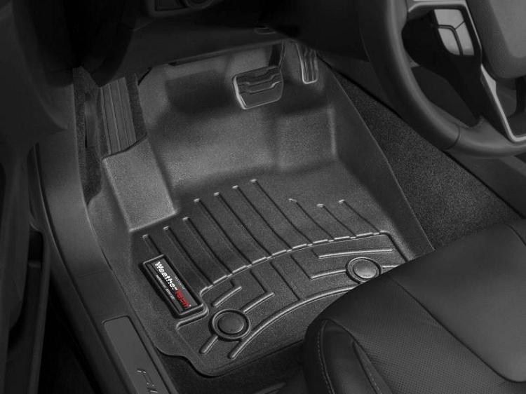 Weathertech Floorliner Black For Ford F150 2015 Supercrew