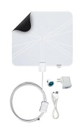Amplified Rayzar™ Portable Indoor HD Antenna