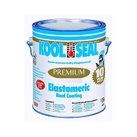 RV Elastomeric Gray Base Coat 16 Gallon