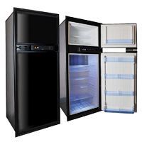 Atwood Helium RV Refrigerator 8 Cubic Ft   12007
