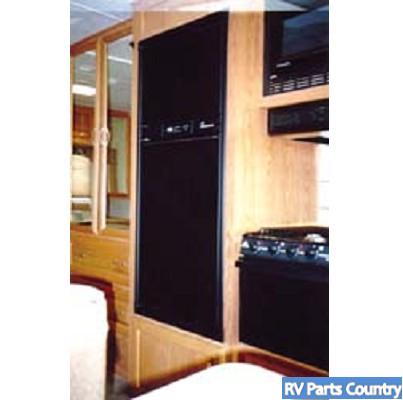 Refrigerator Door Panels Black Acrylic