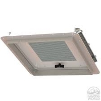 EZ Breeze Non Powered Vent with integrated rain cover