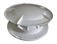 360 Siphon Roof Vent White