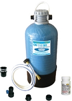 Double Water Softner