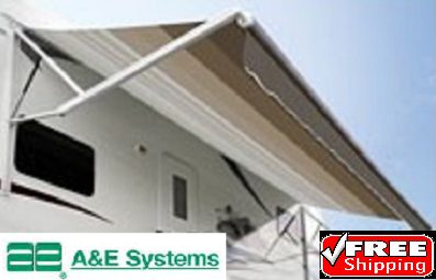 13' 9100 A&E Replacement RV Awning Fabric