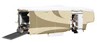 "Toy Hauler Fifth Wheel Cover Adco Designer Tyvek RV Cover- 28' 1"" -31'"