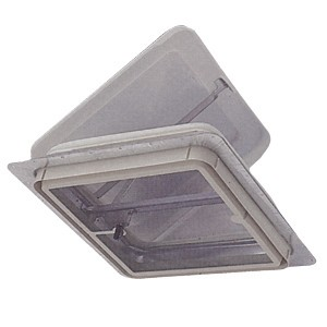 Rv Replacement Vent Lid Cover Metal Ventline