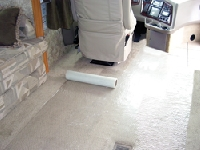 Carpet Protection and Rugs