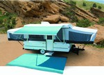 Carefree Pop-Up Camper Awnings