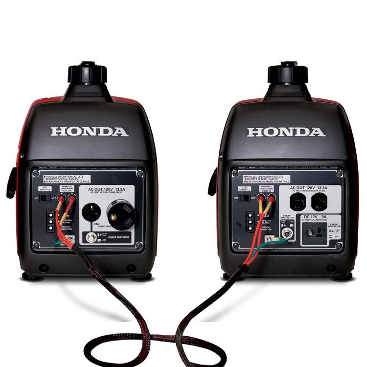 Honda Eu2000i Generator Parallel Cables