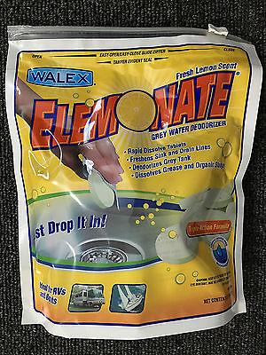 Waste Holding Tank Treatment; Elemonate (R); Biological