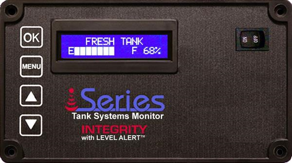 Integrity Tank Monitor System 2 X 16 Lcd Kit Rv Parts