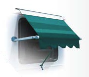 A&E Deluxe Plus Standard Window Awnings