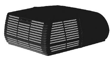 Elegant Coleman 13500 BTU RV Air Conditioner Complete Black