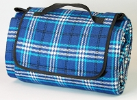 Carefree Outdoor Blanket Blue 907002