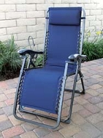Plus Size Rv Recliner-Coronado-California Blue