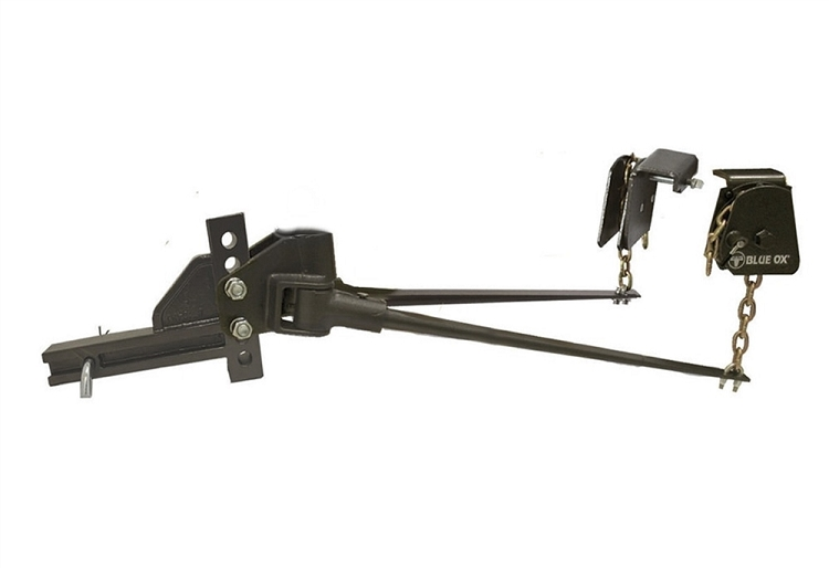 Blue Ox Sway Pro Weight Distribution Hitch W Shank 750 Lbs