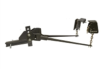 Blue Ox Sway-Pro Hitch with Shank, 1500 lb.