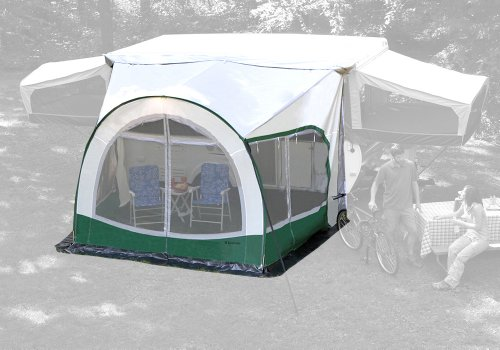 A&E 13ft Cabana Dome Awning