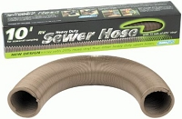 RV Sewer Drain Hose, Camco, Heavy Duty-10'