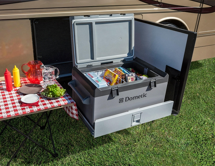 Dometic Portable Camping Refrigerator And Freezer Cf 080ac110