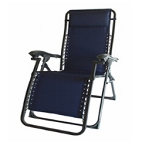 RV Recliner-Coronado- California Blue