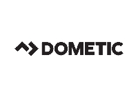 Dometic AE Awning Replacement Fabric Power LED Black Onyx 19'