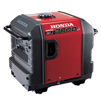 Honda EU3000i - Portable Inverter Generator (50 state model)