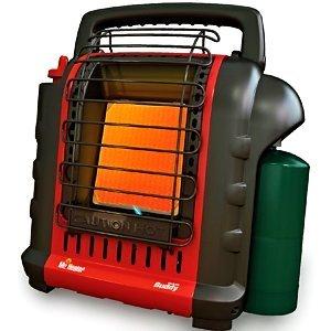 Portable Buddy Propane Heater