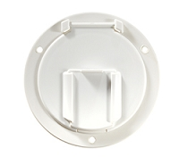 RV Designer® Round Low-Profile Cable Hatch