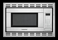 Franklin Chef 1.0 cu.ft. Convection Microwave Stainless