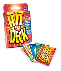 RV Games - Hit the Deck Card Game