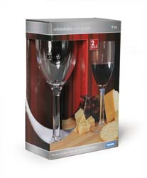 Wine Glasses 2\box
