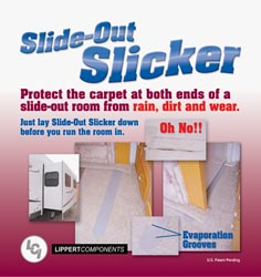 Slide Out Slicker 40 Quot Pair