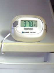 Indoor\Outdoor Thermometer