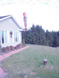 Telescopic Windsock Pole