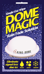 Dome Magic Rain Fade Solution Wipes