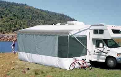 RV Awning Products by Shademaker