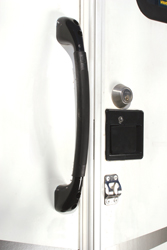 Black Soft Touch RV Assist Handle