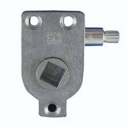 RV Square Side Mount Operator Left Hand