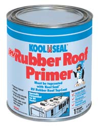Rv Rubber Roof Primer - 1 Quart