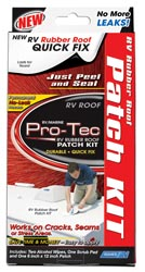 Rv Rubber Roof Patch Kit by Pro-Tec